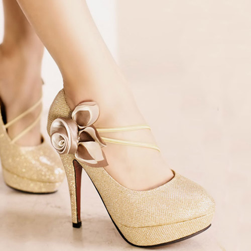 Zapatos De Tacon Alto Stiletto