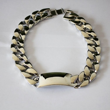 Fashion Sliver Weaved Metal Necklace