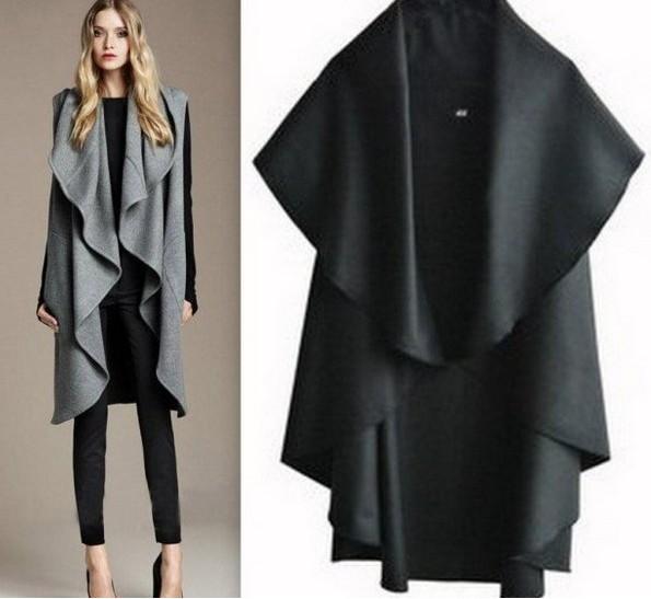 Cheap New Style Mandarin Collar Sleeveless Asymmetrical ...