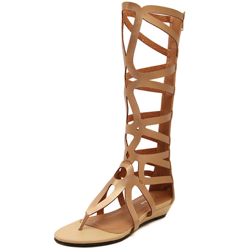 Find knee high gladiator sandals and gladiator heels for cheap discount prices. Don't see what your looking for make sure to check out our thigh high boots section for some strappy styles similar to .