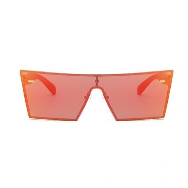 Euramerican Golden Frame Decorative PC Sunglasses