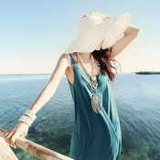 Straw Scarves&Hats