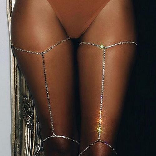 Vintage Metal Body Chain